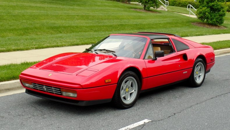 1987 Ferrari 328gtsi 1987 Ferrari 328 For Sale To Buy Or
