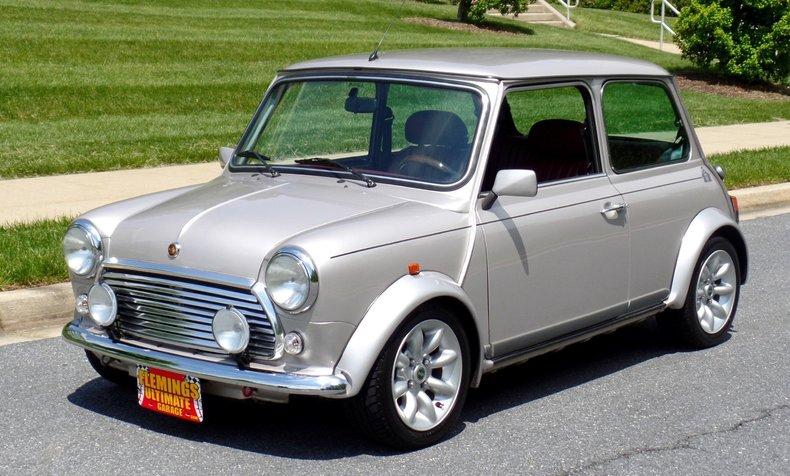 1973 austin mini 1999 austin mini for sale to buy or for Garage austin mini
