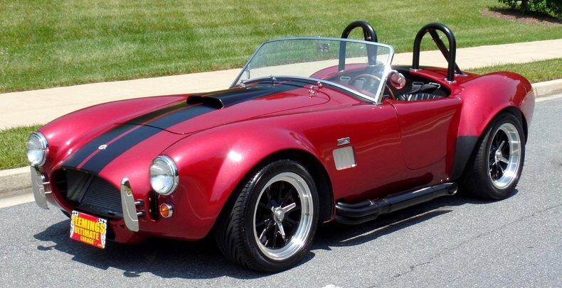 1965 Shelby Ac Cobra 1965 Shelby Cobra For Sale To