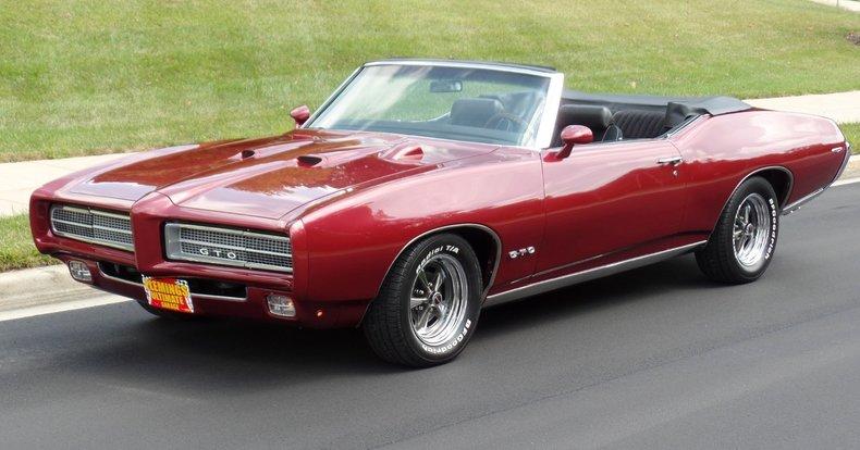 1969 Pontiac GTO for Sale on ClassicCars.com