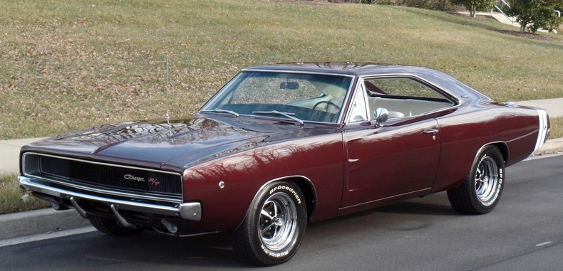 1968 Dodge Charger | 1968 Dodge Charger For Sale To Buy or Purchase | Classic Cars For Sale ...