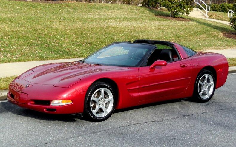 2000 Chevrolet Corvette 2000 Chevrolet Corvette For Sale