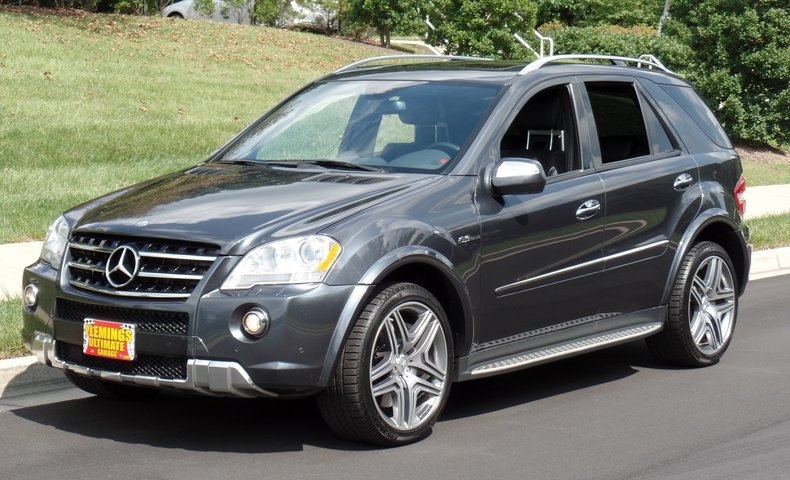 2010 mercedes amg 2010 mercedes benz ml63 for sale to purchase or buy flemings ultimate. Black Bedroom Furniture Sets. Home Design Ideas