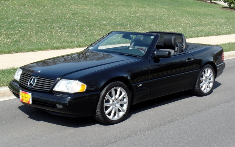 1998 mercedes benz sl class 1998 mercedes benz sl600 for. Black Bedroom Furniture Sets. Home Design Ideas