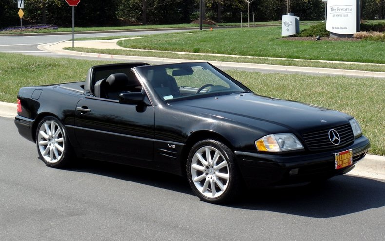 1998 mercedes benz sl class 1998 mercedes benz sl600 for for 1998 mercedes benz sl500