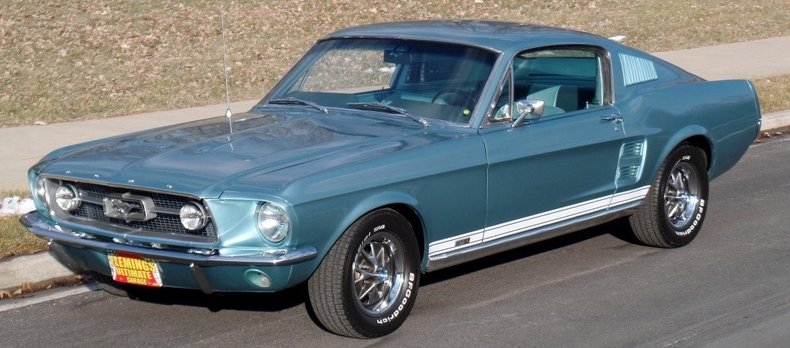 1967 Ford Mustang 1967 Ford Mustang For Sale To Purchase