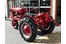 1943 Avery Tractor and Enclosed transport trailer