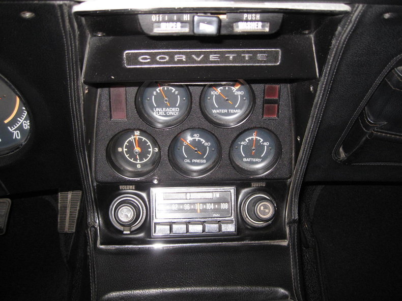 1975 1975 Chevrolet Corvette For Sale