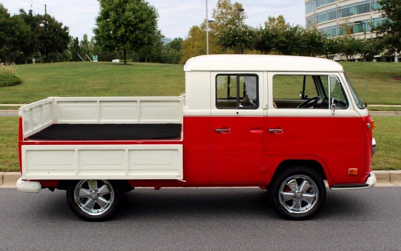 1971 Volkswagen Crew Cab 1971 Volkswagen Crew Cab For