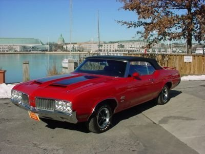 1970 1970 Oldsmobile 442 For Sale