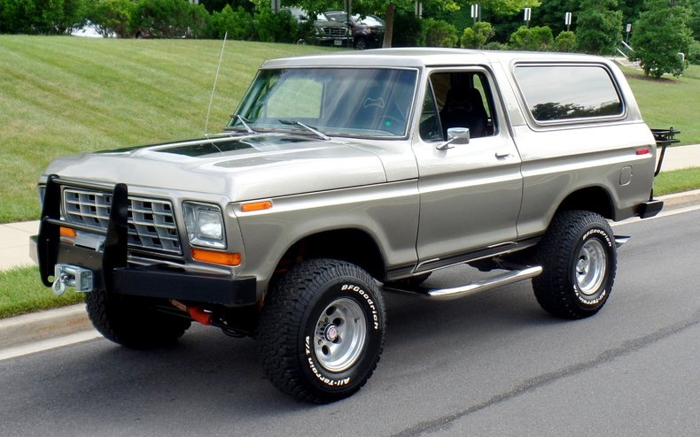 1978 Ford Bronco 1978 Ford Bronco For Sale To Buy Or