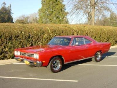 1969 1969 Plymouth RoadRunner For Sale