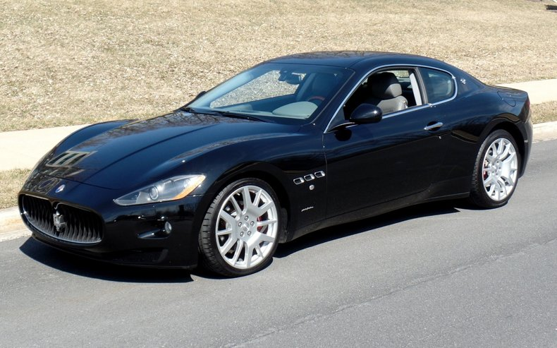 2008 maserati grand turismo 2008 maserati grand turismo for sale to purchase or buy classic. Black Bedroom Furniture Sets. Home Design Ideas