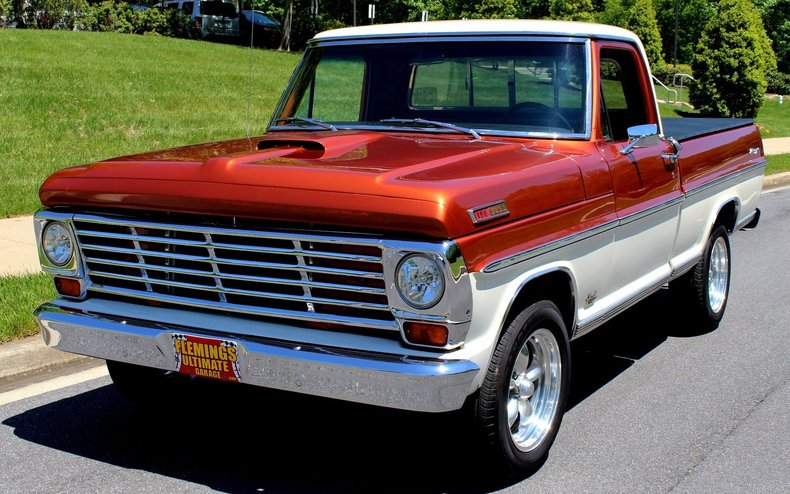 1967 ford f100 1967 ford f100 for sale to purchase or buy classic cars for sale muscle cars. Black Bedroom Furniture Sets. Home Design Ideas