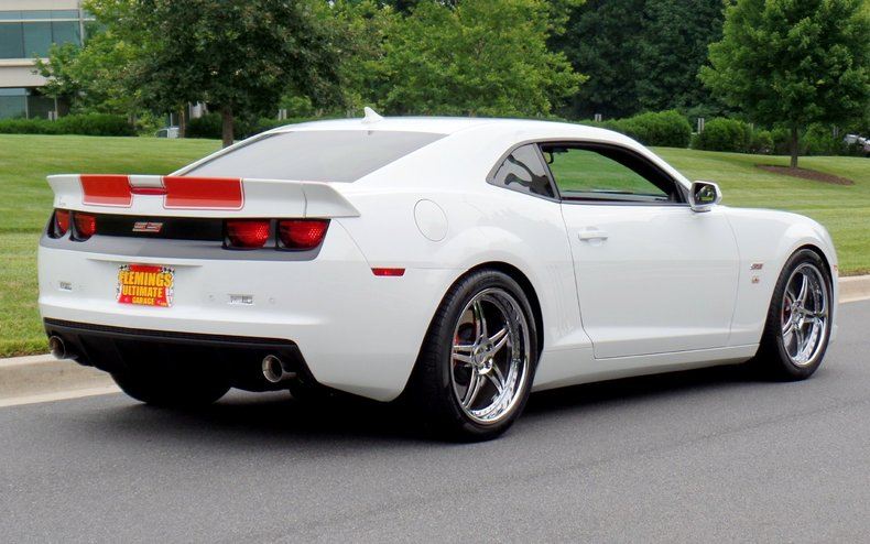 2011 Chevrolet Camaro 2011 Chevrolet Camaro For Sale To