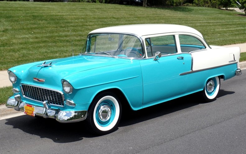 1955 Chevrolet Belair 1955 Chevrolet Belair For Sale To