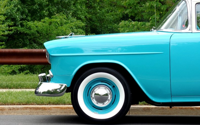 1955 Chevrolet Belair 1955 Chevrolet Belair For Sale To