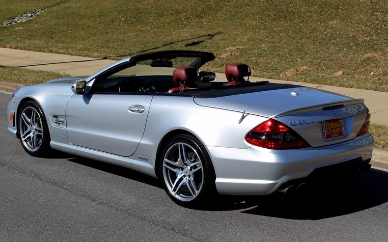 2009 mercedes sl class 2009 mercedes benz sl63 amg for for 2009 mercedes benz sl63 amg for sale