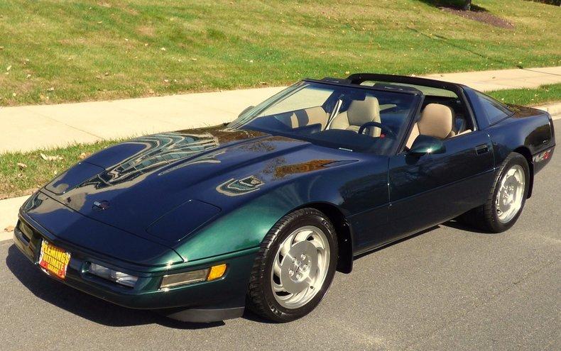 1996 Chevrolet Corvette 1996 Chevrolet Corvette For Sale