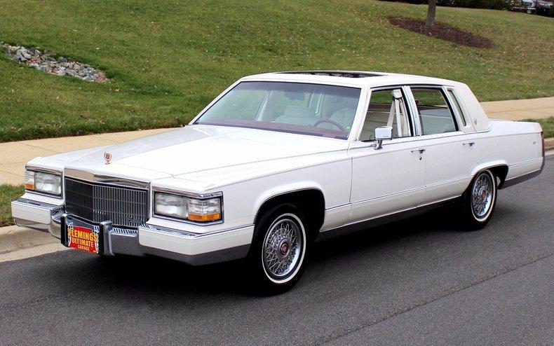 1990 Cadillac Fleetwood 1990 Cadillac Fleetwood For Sale