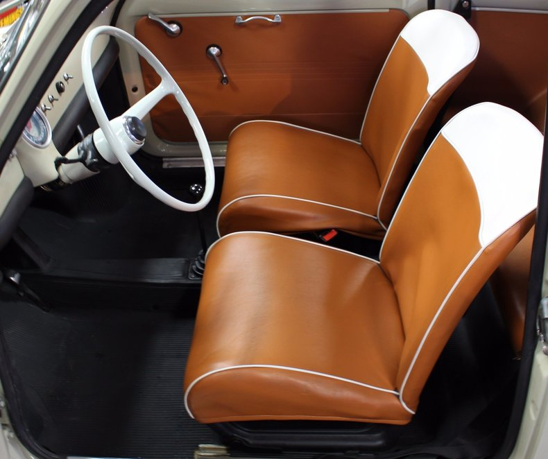 Luxury Car Finance Nyc Near: 1965 Fiat 500 For Sale To Purchase Or Buy