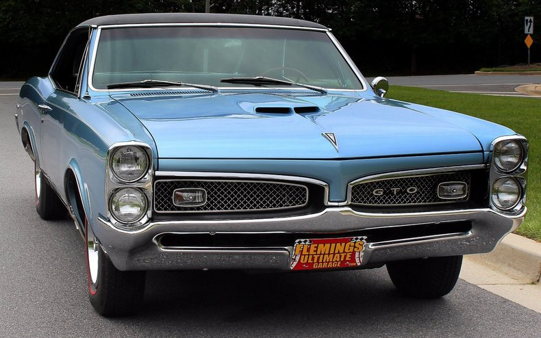 1967 Pontiac GTO  1967 Pontiac GTO for sale to purchase or buy
