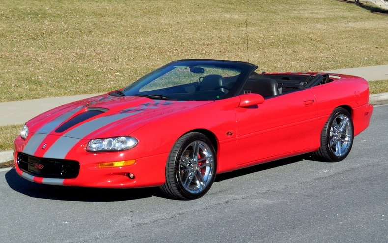 2002 chevrolet camaro 2002 chevrolet camaro for sale to purchase or buy flemings ultimate. Black Bedroom Furniture Sets. Home Design Ideas