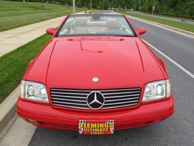 2000 2000 Mercedes-Benz SL500 For Sale
