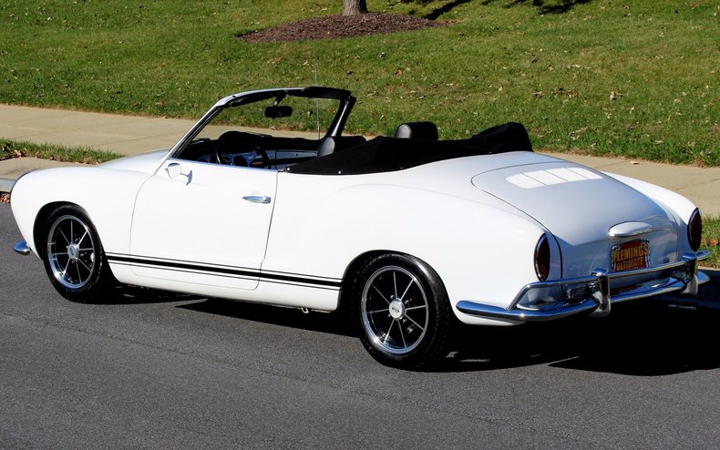 1966 Volkswagen Karmann Ghia  1966 Volkswagen Karmann Ghia for