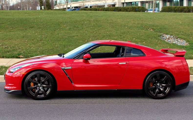 2010 nissan gt r 2010 nissan gt r for sale to purchase for Garage nissan terville 57