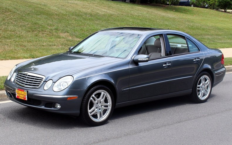 2006 mercedes benz e class 2006 mercedes benz e class for 2006 mercedes benz for sale