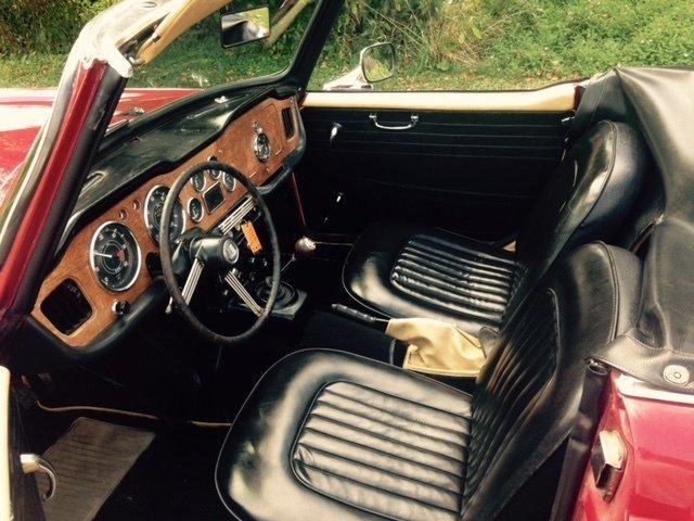 1966 1966 Triumph TR4a For Sale