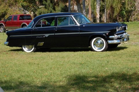 1954 1954 Ford Crestliner For Sale
