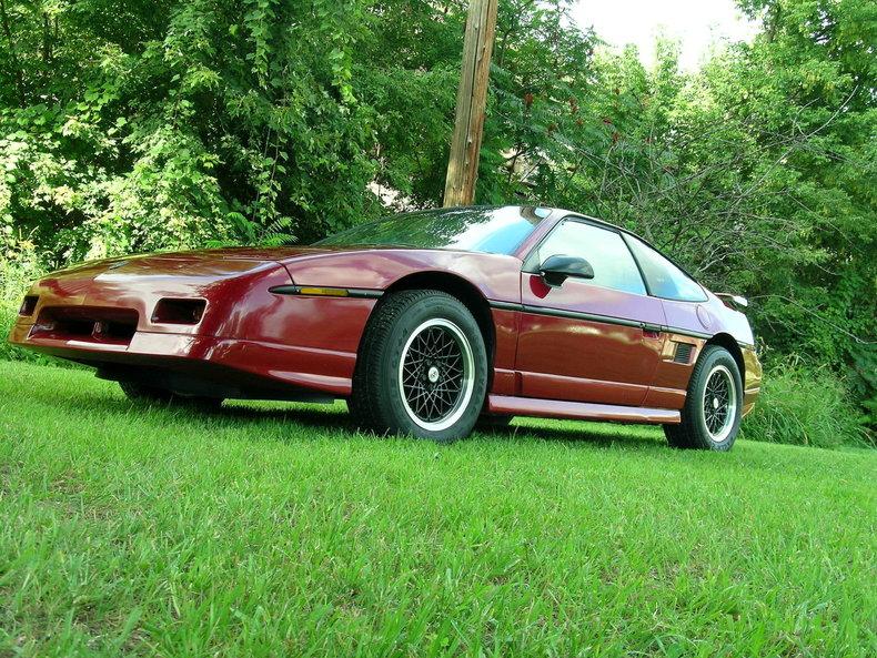 1988 1988 Pontiac Fiero For Sale