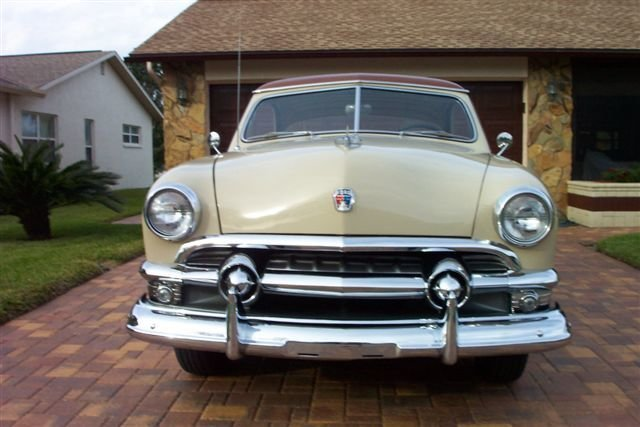 1951 1951 Ford Custom Deluxe For Sale