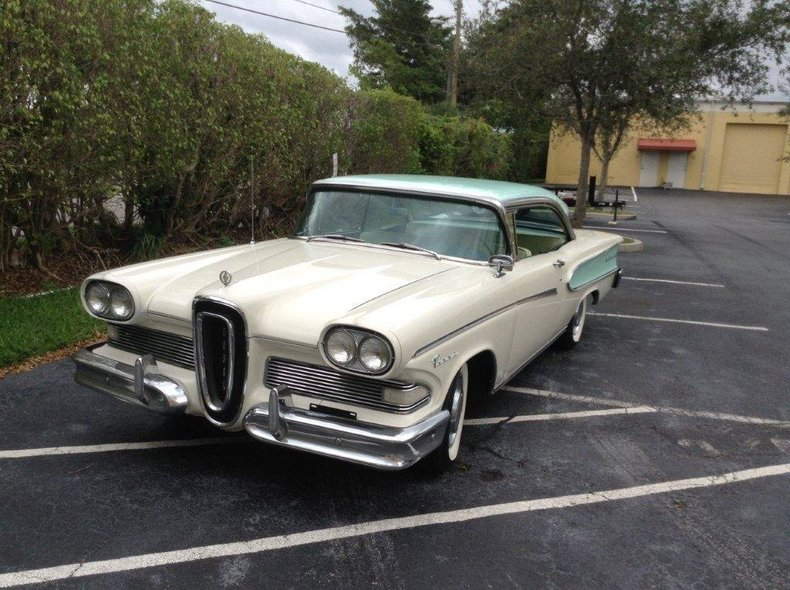 1958 1958 Edsel Pacer For Sale