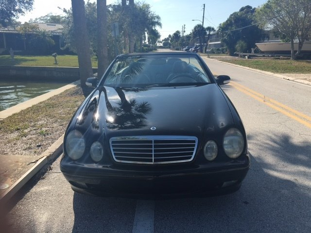 2000 2000 Mercedes-Benz CLK320 For Sale