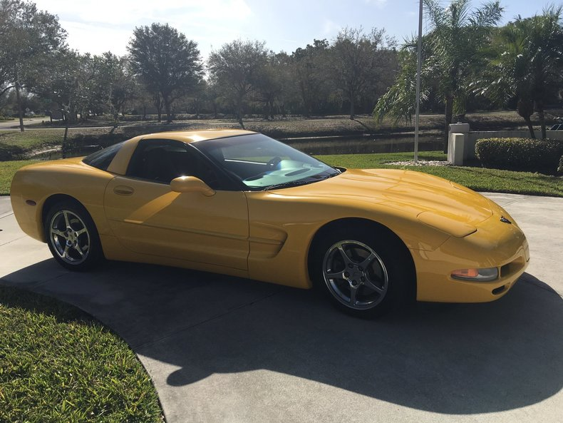2001 2001 Chevrolet Corvette For Sale