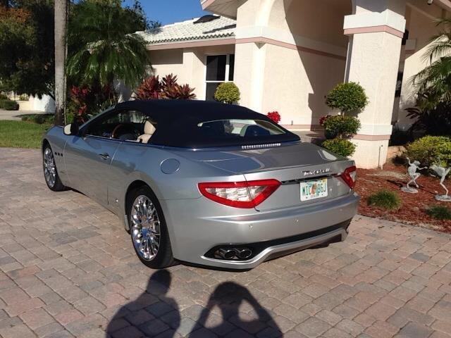 2011 2011 Maserati Gran Turismo For Sale