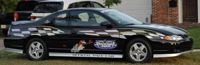 2001 Chevrolet Monte Carlo For Sale
