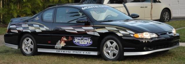 2001 2001 Chevrolet Monte Carlo For Sale