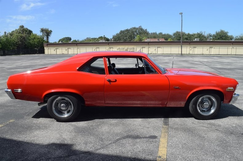 1970 1970 Chevrolet Nova For Sale