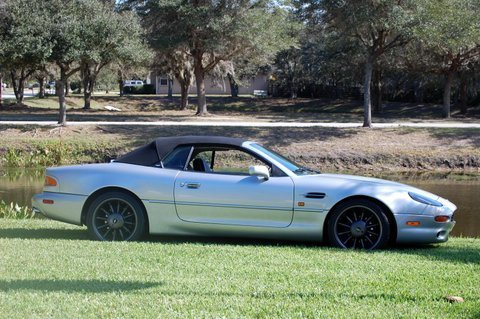 1998 1998 Aston Martin DB7 For Sale