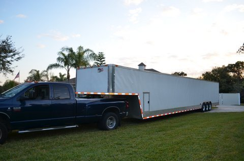 2013 2013 Freedom 52' Enclosed Hauler For Sale