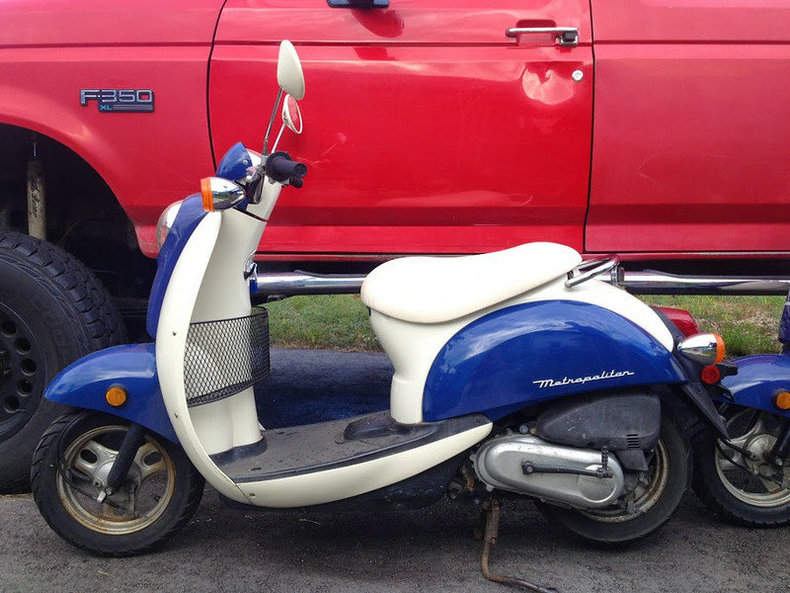 2006 2006 Honda Metropolitan For Sale