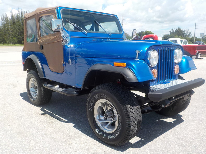 1979 1979 Jeep CJ For Sale