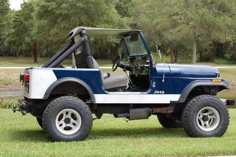 1986 Jeep CJ For Sale