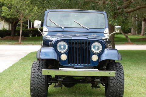 1986 1986 Jeep CJ For Sale