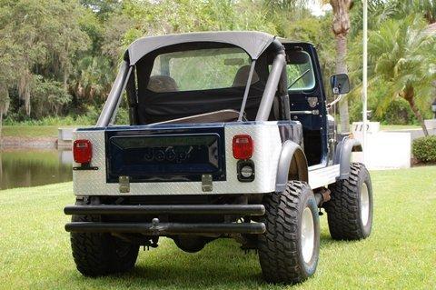 1986 1986 Jeep CJ For Sale