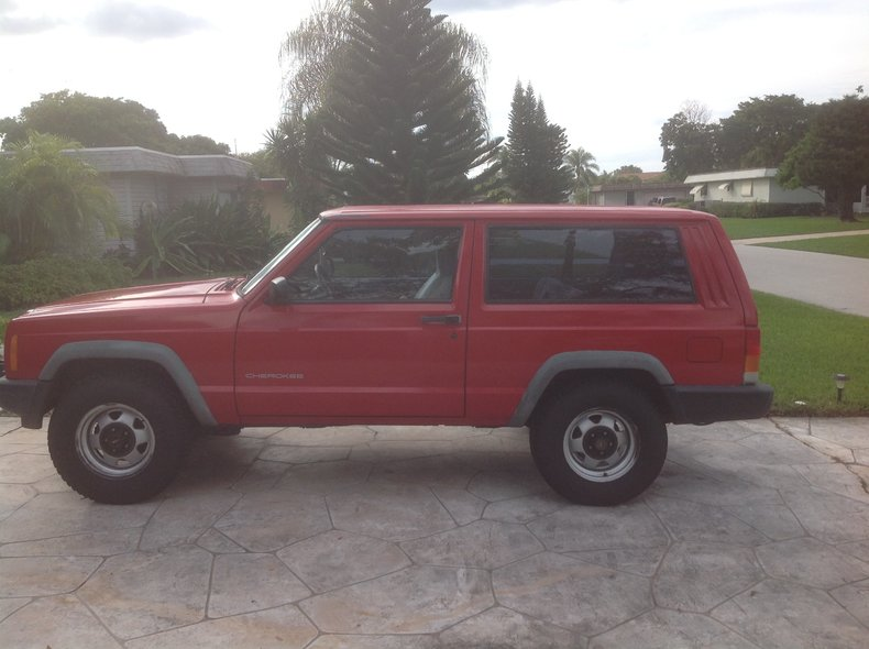 1997 1997 Jeep Cherokee For Sale